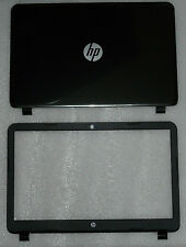 NEW GENUINE HP 15-G 15-R 15T-R 15Z-G BLACK LID COVER BEZEL 749641-001 749644-001