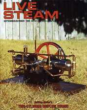 Live Steam V33 N 5 September/October 1999 Two-Cylinder Uniflow Engine