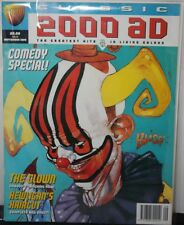 CLASSIC 2000 AD MAGAZINES NUMBER  # 11 - FEB.  1996 - COM-005
