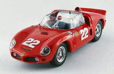Ferrari Dino 246 SP #22 Le Mans Test 1961 Von Trips / Hill / Mairesse 1:43 0260
