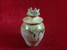 Chinese Song Dynasty (960-1279 AD) glazed cover jar  p553