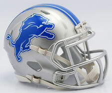 DETROIT LIONS NFL Mini Football Helmet BIRTHDAY WEDDING CAKE TOPPER DECORATION