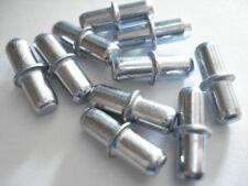 100 SHELF SUPPORT PINS STUDS PEG STEEL 5mm -  C00961
