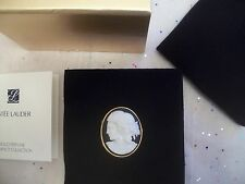 ESTEE LAUDER 2010 SOLID PERFUME COMPACT TIMELESS CAMEO MIB YOUTH DEW