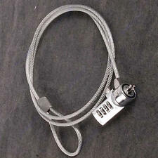 Computer Lock 4 Digit Security Password Anti-theft Chain For Notebook PC Laptop