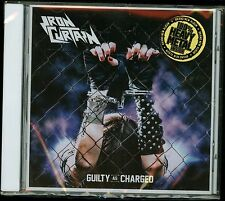 Iron Curtain Guilty As Charged CD new