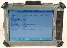 Xplore iX104C4 Rugged Tablet Laptop PC Core Duo U2500, NO HDD, No Stylus Pen