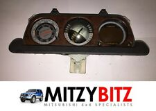 CENTRE DASH GAUGES + WOOD STICKER for MITSUBISHI PAJERO SHOGUN MK2 1991-1997 #6