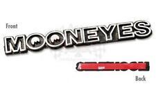 Mooneyes mini-letras cheers emblema logotipo script sign custom design Kulture Race