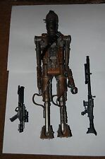 "IG-88 Bounty Hunter 13""-Hasbro-Star Wars 1/6 Scale Customize Side Show 12"""