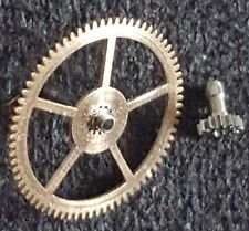Omega Caliber 284 Part Number 1224 (Center Wheel and Canon Pinion)