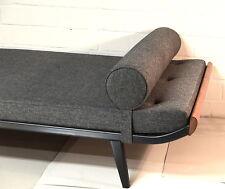 Sofa daybed 50er 60er 70er años danés Teak Palisander sillón 60er Design
