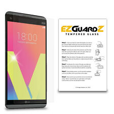 EZguardz Premium Tempered Glass Screen Protector For LG V20
