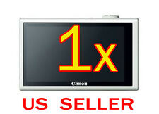 1x Canon PowerShot ELPH 320HS Camera LCD Screen Protector Guard Cover Film