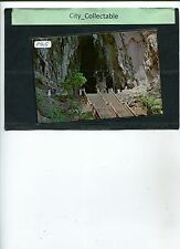 P805 # MALAYSIA USED PICTURE POST CARD * ENTRANCE STAIR CASES BATU CAVE, KL