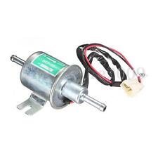 Car Gas Diesel Fuel pump Inline Low Pressure Electric Fuel Pump 12V HEP-02A New