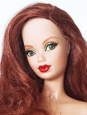 "Barbie Birthstone Beauties Mai ""Miss Emerald"" 2007 nue Doll nude"
