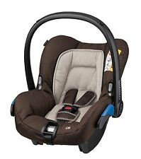 Maxi-Cosi 88238985 Citi Babyschale, Gruppe 0+, bis 13 kg, earth brown