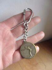 ancien porte clef PETANQUE JEU DE BOULES vintage french keychain