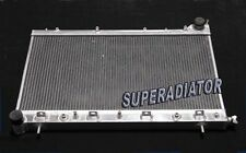 2 ROW Aluminum Radiator fit for Subaru Forester 2003-2005 AT New w/ Turbo Engine