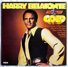 "12"" Vinyl HARRY BELAFONTE - Take Off! Gold"