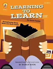 Learning to Learn (TRES) by Frender, Gloria