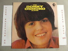 THE DONNY OSMOND ALBUM LP SE-4782