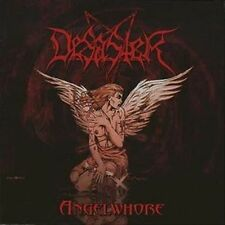 Angelwhore by Desaster (CD, Aug-2005, Phantom Import Distribution)