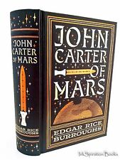 Princess of Mars Series by Edgar Rice Burroughs Collection Warlord John Carter