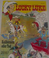 Lucky Luke!Band 39!Kalifornien oder Tod!TOP ZUSTAND!!!Ungelesen!!