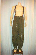 VTG 1940'S WW II ERA MILITRAY ISSUE JUMP PANTS, ARMY AIR FORCES, TYPE A-11-A