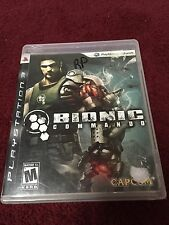 Bionic Commando (Sony PlayStation 3, 2009)