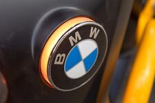 Turn signals for BMW emblems 58mm roundel badge LED backlight/Emblem light