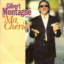 Gilbert MONTAGNE  CD single Ma cherie