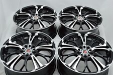 17 Wheels G5 G6 Saab Fusion MKZ MKX MKC C30 S60 Escape Freestar 5X108 5X110 Rims