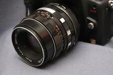 Meyer-Optik Gorlitz Oreston 50mm f/1.8 Exakta Mount Lens - NEX-M4/3 Adaptable