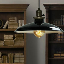 Industrial Fixture Vintage Ceiling Pendant light Iron Chandelier Edison Bar Lamp