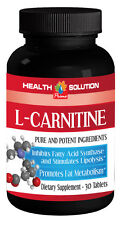 Protein Bulk - L-CARNITINE 510MG - Faster Recovery 1B