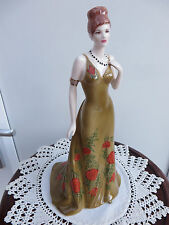 RARE COALPORT LIMITED EDITION FIGURINE - CLARA - MINT & BOXED WITH CERTIFICATE