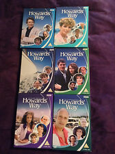 HOWARDS WAY  Complete BBC Series 1-6  24 DVDs   R2 PAL DVDS only!!  RARE DVDs!!!