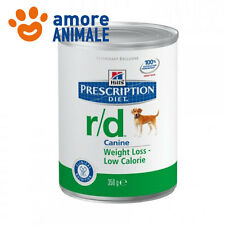 Hill's Prescription Diet r/d 350 grammi - Alimento umido per cane cani