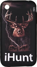 RIVER'S EDGE  - 3 3G 3Gs iPhone Cover - iHunt DEER - Brand New