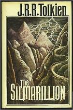 THE SILMARILLION Tolkien HCDJ w/HUGE PULL-OUT MAP ~ FIRST EDITION, 3rd PRINTNG
