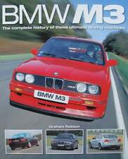 BOEK/LIVRE/BOOK : BMW M3 (e30,e36,evolution,e46 range,e90,dtm,e46 csl)