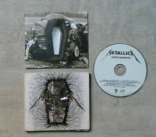 "CD AUDIO INT / METALLICA ""DEATH MAGNETIC"" CD ALBUM DIGIPACK ÉDITION LIMITÉE 2008"