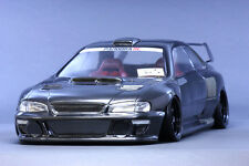 PAB-137 Pandora 1/10 RC Drift Car Subaru Impreza 22B STI Body Set D1 JDM Tamiya