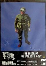 a Verlinden 212 - US Sergeant Paratroops D-DAY, 1944  (1/35)