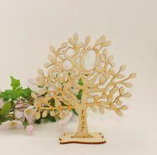 Geburtstag Zahl 80 Kirschbaum aus Holz 16cm Baum Frühling 1937 Geschenk Deko
