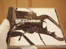 Used_CD Mezzanine Massive Attack FREE SHIPPING FROM JAPAN BJ77