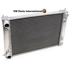 VW GOLF MK2 1.6 16v 1.8 16v GTI High Performance Aluminium Radiator 80 92 Wit...